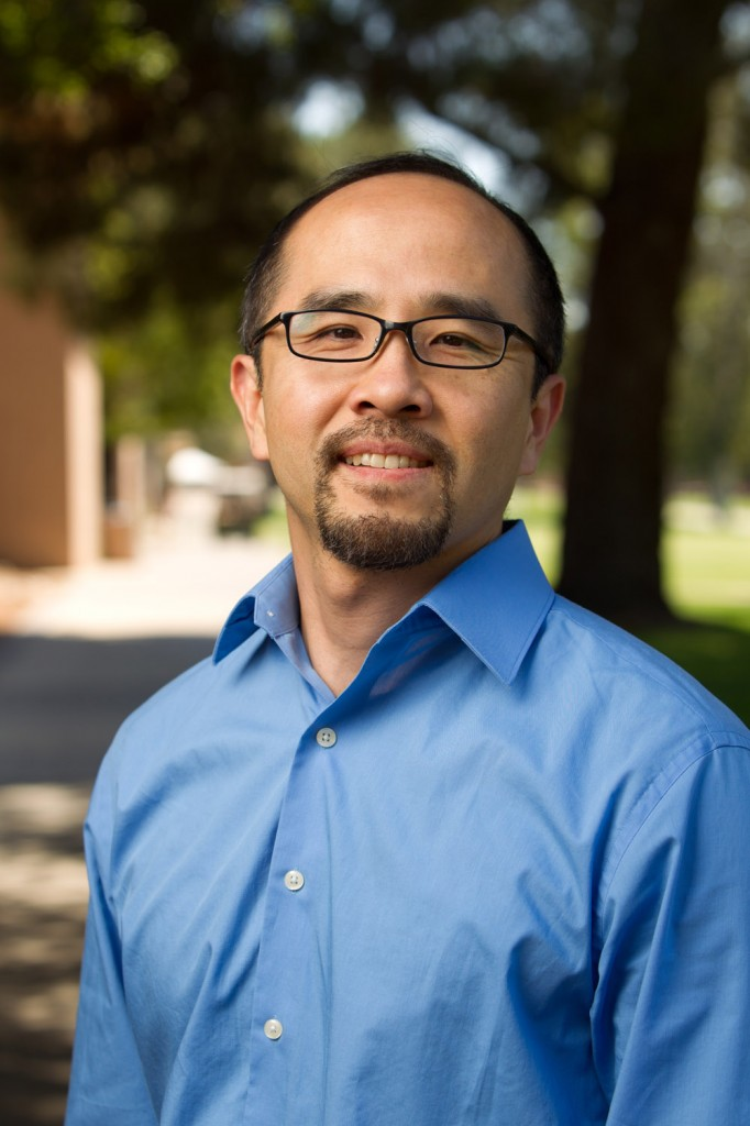 Francis Su, Benediktsson-Karwa Professor of Mathematics at Harvey Mudd College
