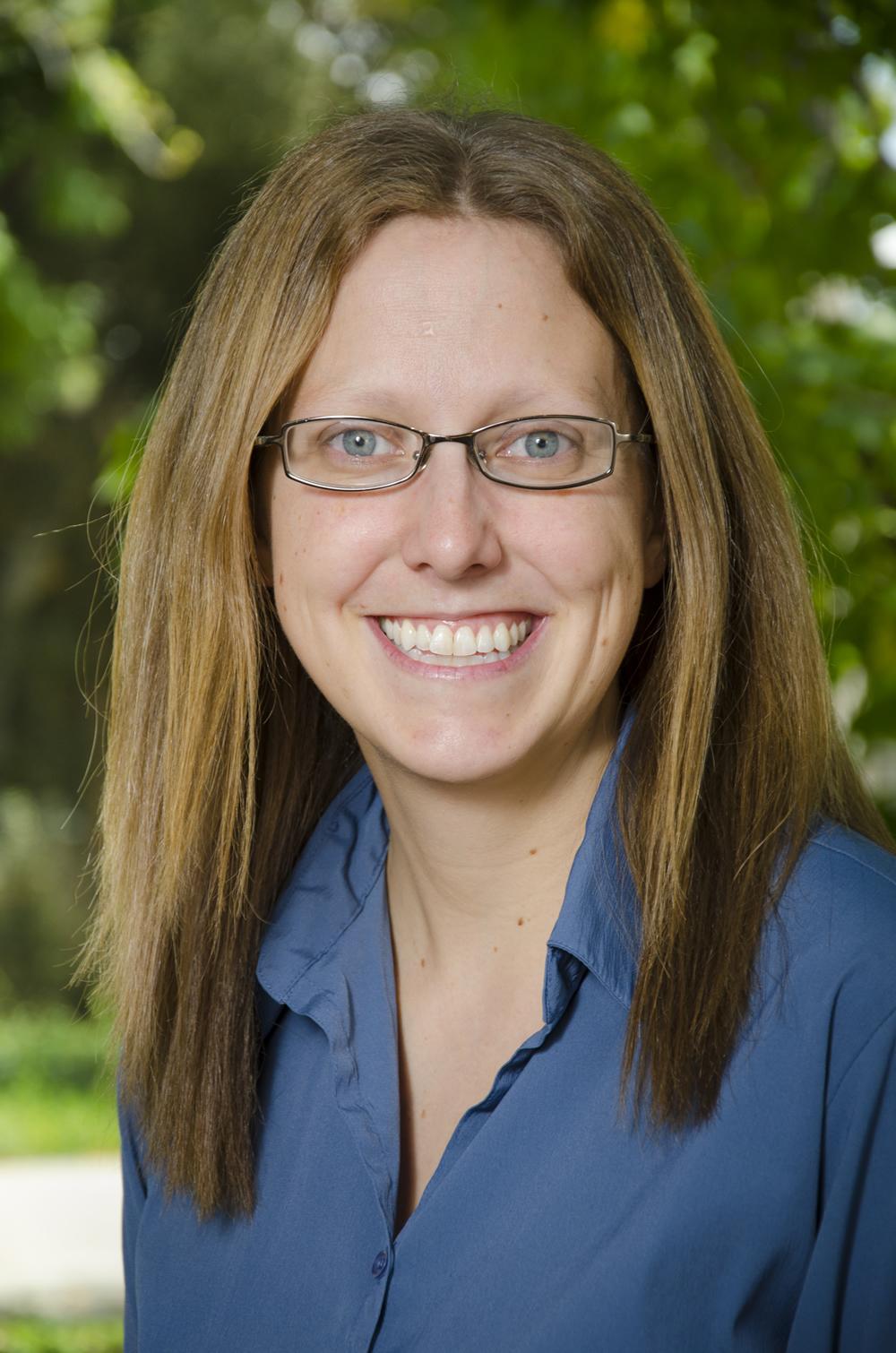 Colleen Lewis, assistant professor of computer science