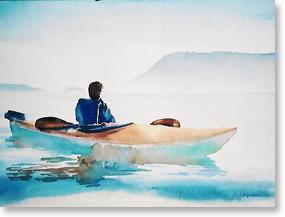 Image: Silent Kayaker (2001)