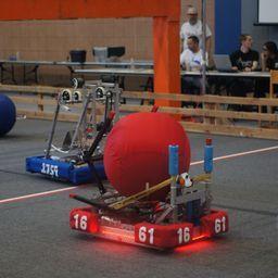 FIRST robot 214