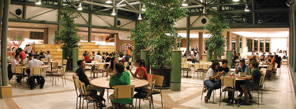 Hoch-Shanahan Dining Commons, Harvey Mudd