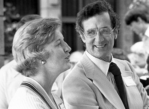 Vivian and Kenneth Baker