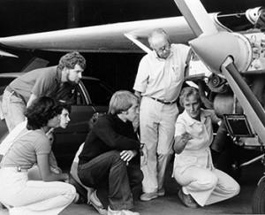 HMC Bates Aeronautics 1970s