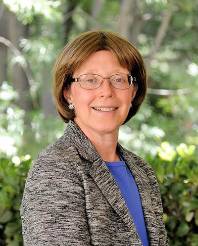 Kerry Karukstis, Harvey Mudd College chemistry professor and chemistry department chair