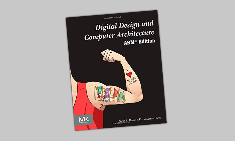 harris updates design textbook for arm processing | harvey mudd