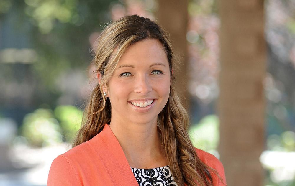 Jessica Berger, HMC