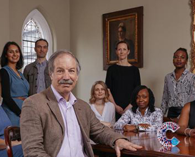 Jack Cuzick '70 and QMUL colleagues