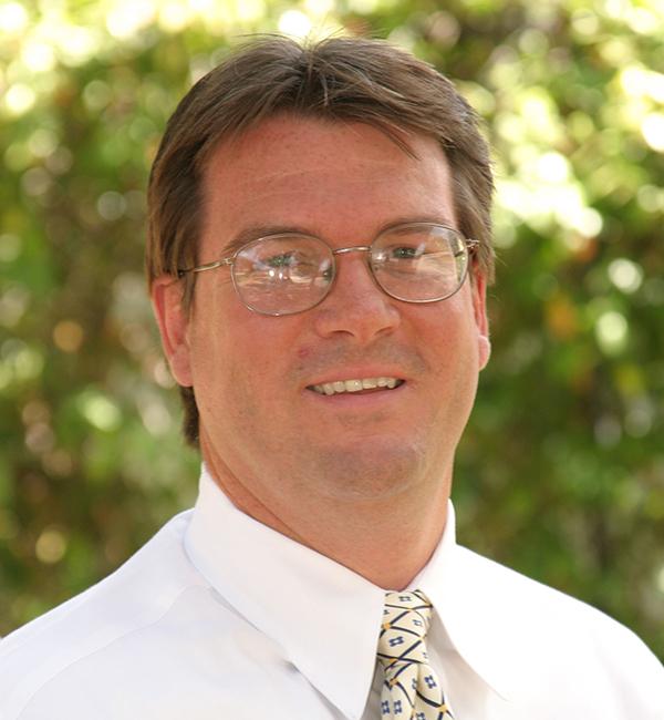 Peter Osgood, Admission Director, Harvey Mudd