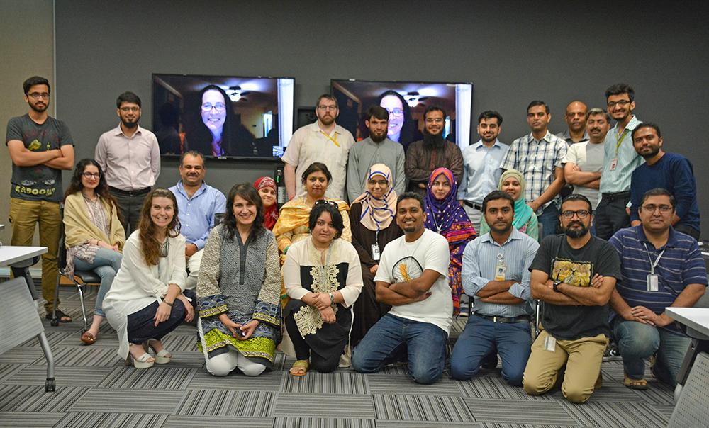 Habib University and Harvey Mudd faculty