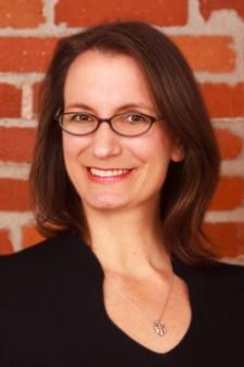 Amanda Sabicer, Harvey Mudd Hixon Conference keynote speaker
