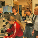 Harvey Mudd College undergraduate research with Kerry Karuksis and Jerry Van Hecke, chemistry