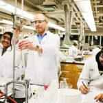 Associate Professor of Chemistry David Vosburg