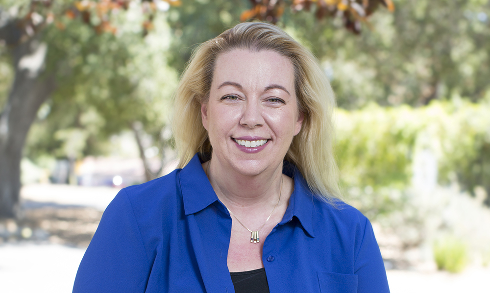 Harvey Mudd Department of Mathematics Chair Lisette de Pillis
