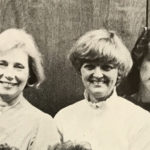 Harvey Mudd development staff, 1984