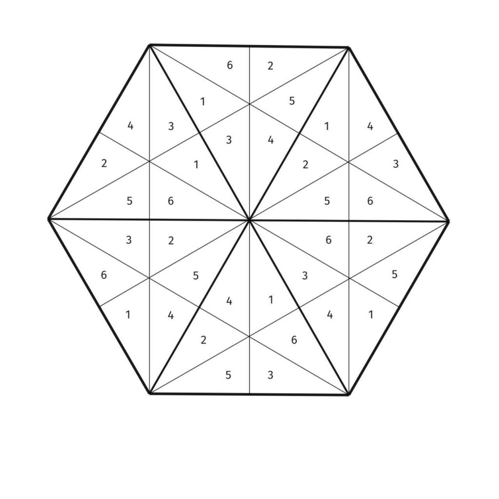 Puzzle called Suroku created by Harvey Mudd math graduate Kira Wyld '17