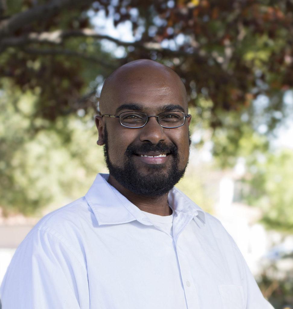 Mohamed Omar, Harvey Mudd College math professor