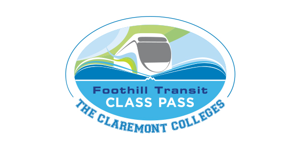 Graphic of free ride partnership of Foothill Transit and Claremont Colleges