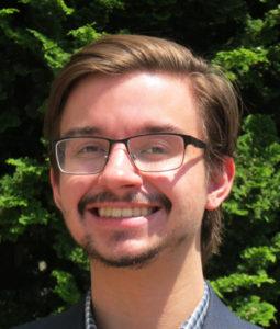 Christopher Hoyt '18, NIST SURF grant recipient