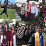 Montage of graduates of Harvey Mudd's Upward Bound program