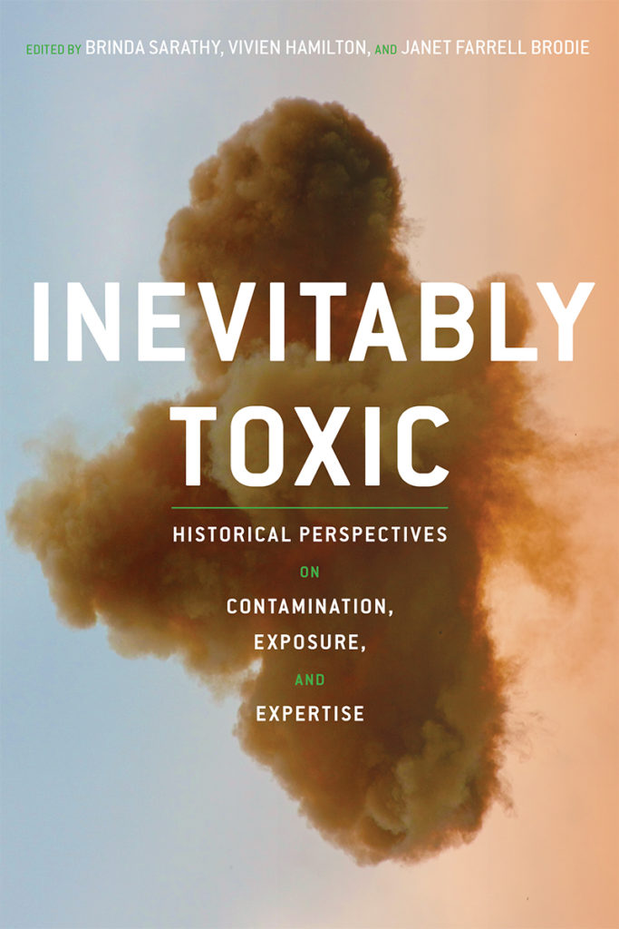 Inevitably Toxic book cover