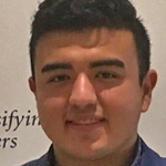 Luis Martinez '19, Harvey Mudd student