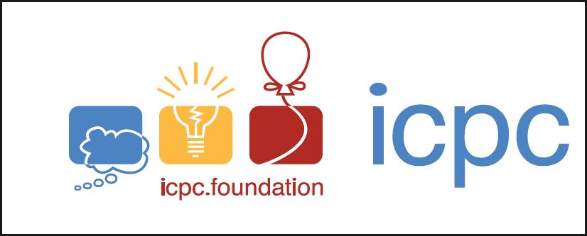 ICPC logo, Southern California Regional of the International Collegiate Programming Contest