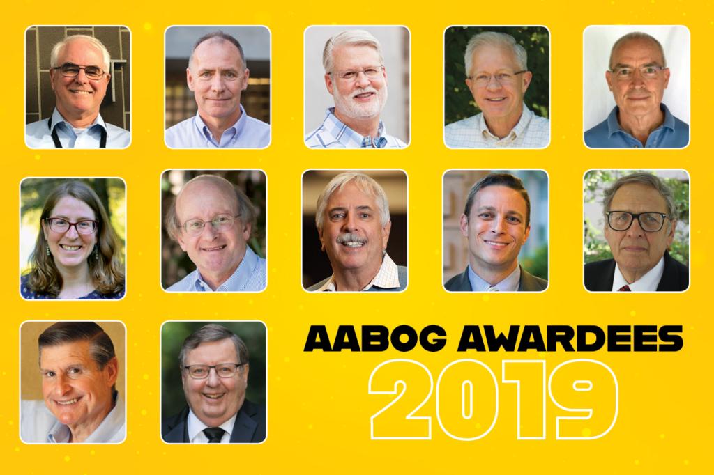 AABOG Awards 2019