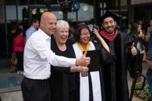 International students, Harvey Mudd alumni