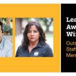 Leadership Award Winners Outstanding Staff Member