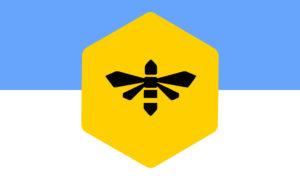 SLC flag design by Kennedy-Yoon