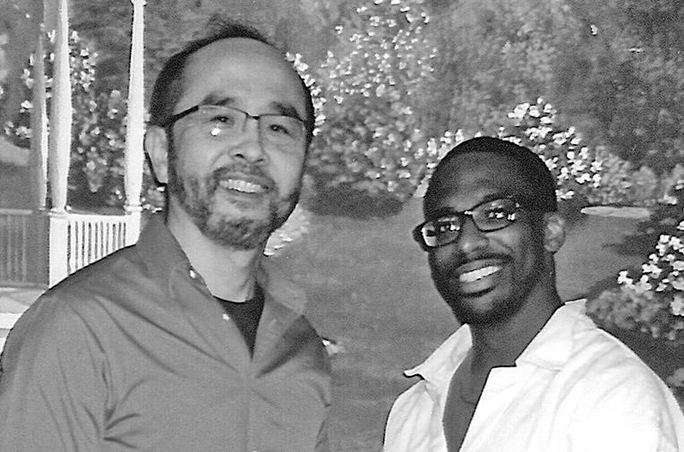 Francis Su and Christopher Jackson