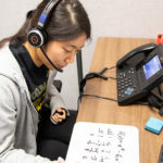tutor with caller