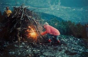 Bonfires in Switzerland, experienced as a Watson Fellow