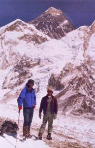 Harvey Mudd Watson Fellow David Somers in Nepal