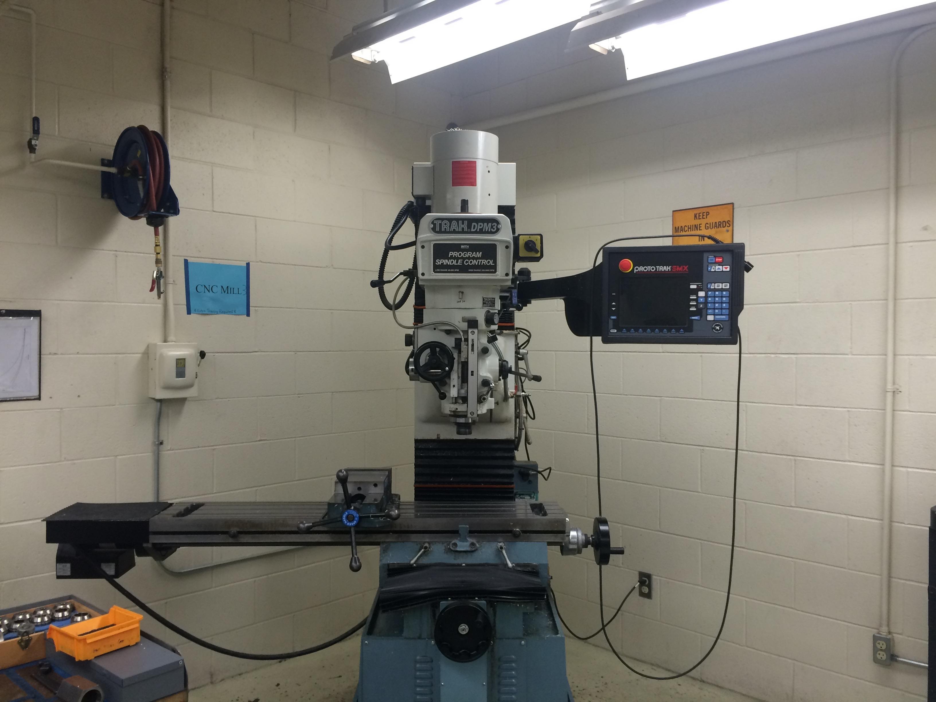 hmc machine shop