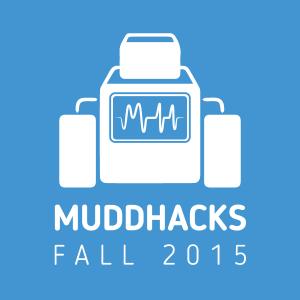 The Muddhacks Logo