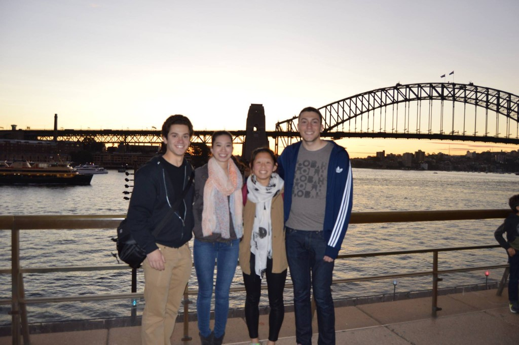 LaspaTeamSydneyBridge