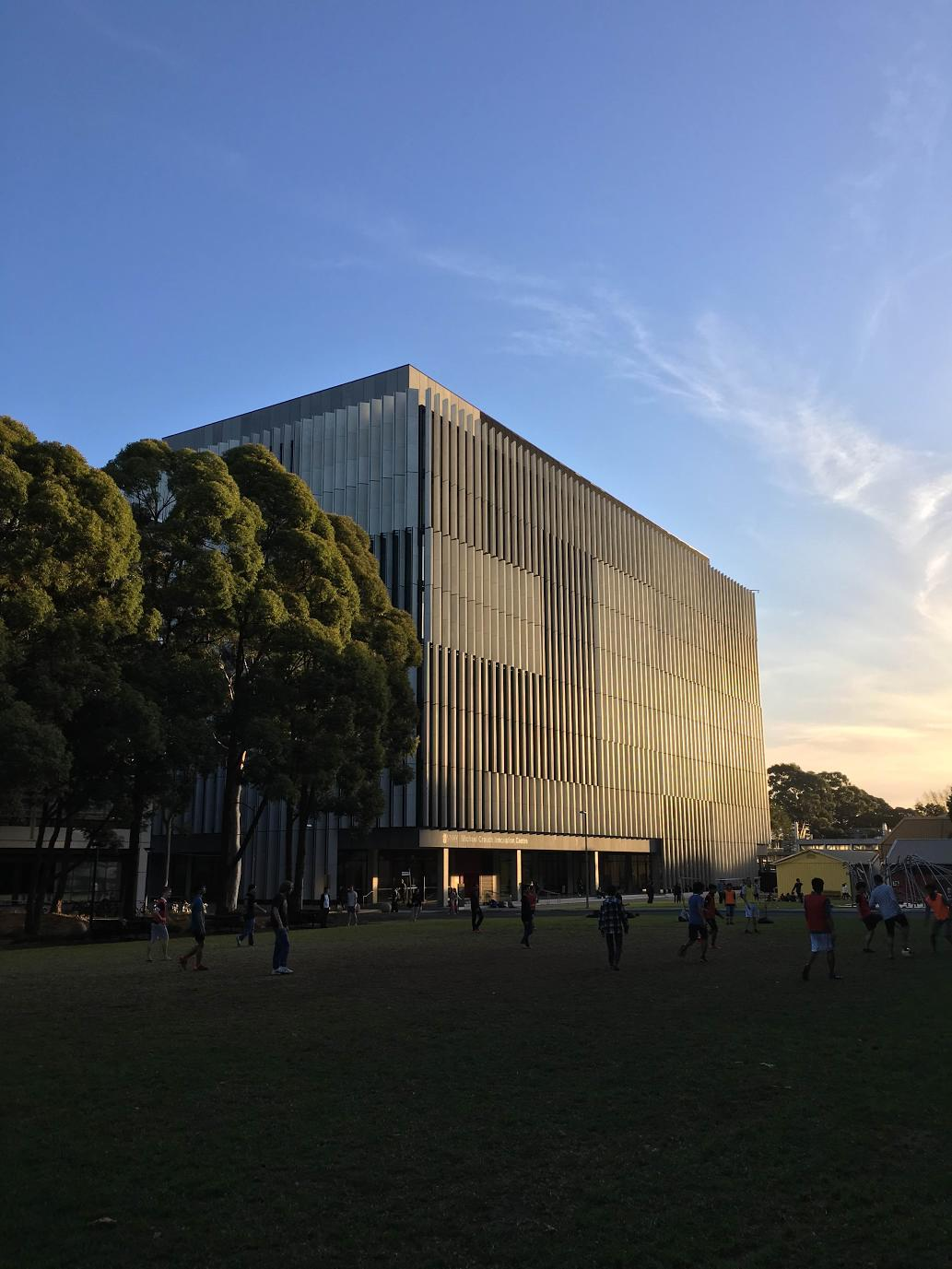 Summer In Sydney Admission Harvey Mudd College