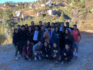 CLSA retreat group photo in Lake Arrowhead