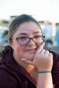 Headshot of Hannah Larson