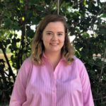 Headshot of Holly Frank, Admission Senior Intern, Class of 2020