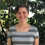 Headshot of Jenna Kahn, Admission Senior Intern, Class of 2020