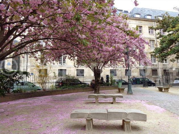 Square Gabriel Pierné, Paris, France