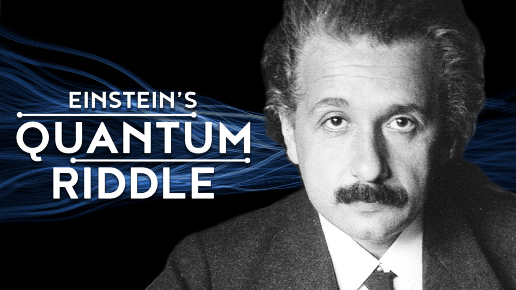 Show image for Einstein's Quantum Riddle, NOVA