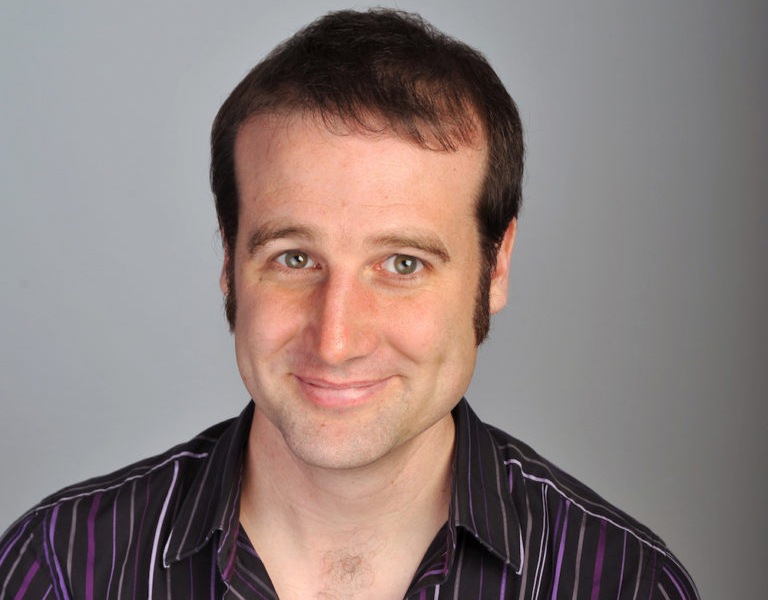 Matt Parker, comedian, mathematician