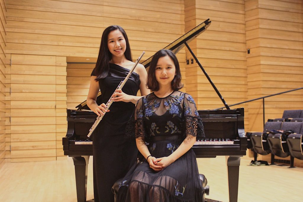 Ivy Liu and Emily Kim