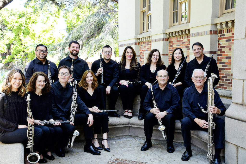 Clarinet Choir 2019