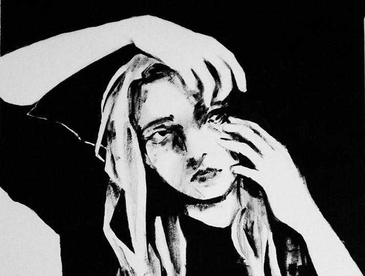 artwork by Zooey Meznarich '23