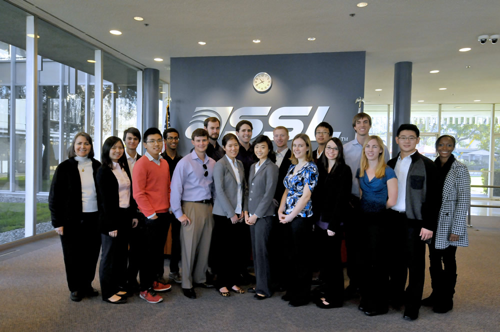 HMC group at Space Systems/Loral in Palo Alto