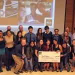 2015 Harvey Mudd College Leadership Award recipients
